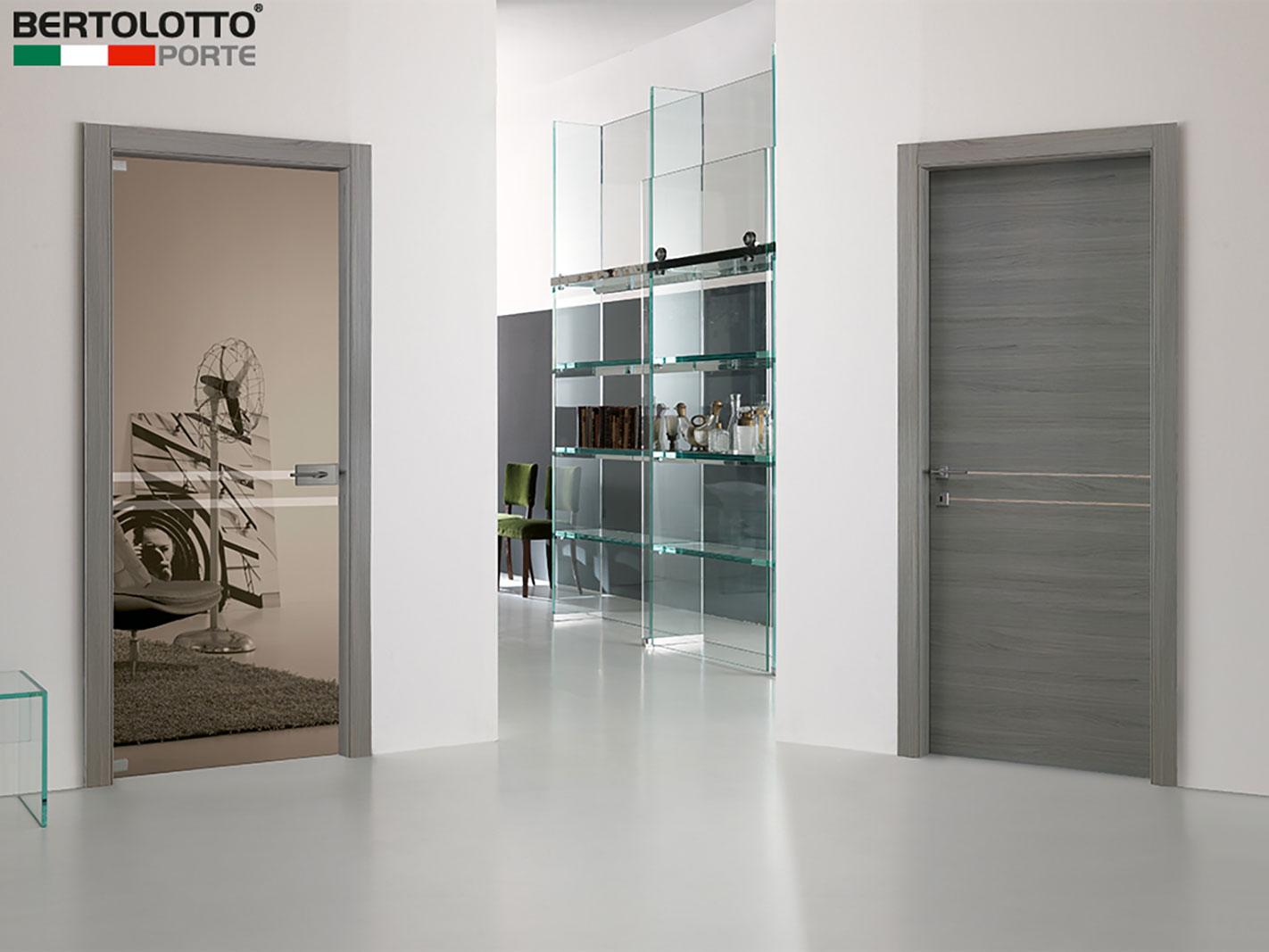 Porte interne ad Augusta - Bertolotto | DueAl Serramenti
